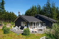 Ferienhaus in Albäk für 8 Personen