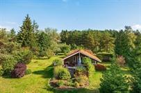 Ferienhaus in Ebeltoft für 4 Personen