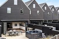 Ferienhaus in Blavand für 8 Personen