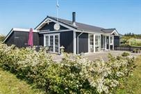 Ferienhaus in Hemmet für 7 Personen