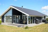 Ferienhaus in Brovst für 6 Personen