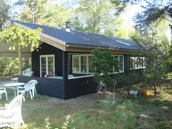 Ferienhaus in Rörvig für 8 Personen