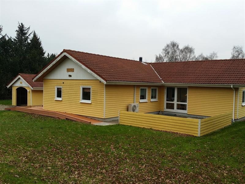 Ferienhaus in Louns für 10 Personen
