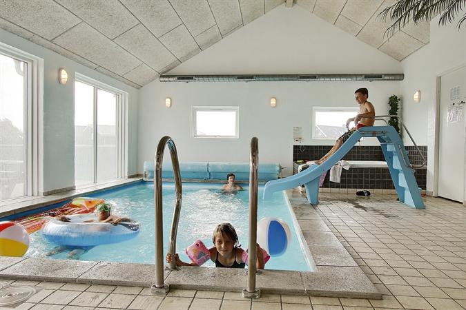 Ferienhaus in Harboöre für 22 Personen