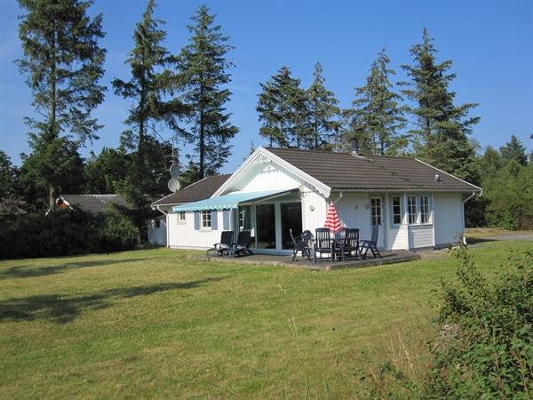 Ferienhaus in Boeslum Strand für 8 Personen