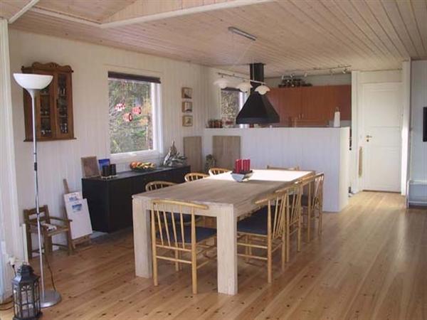 Ferienhaus in Helgenäs für 16 Personen