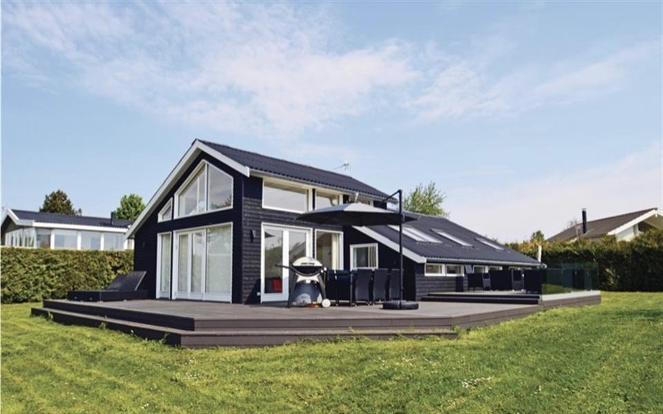 Ferienhaus in Bogö für 4 Personen