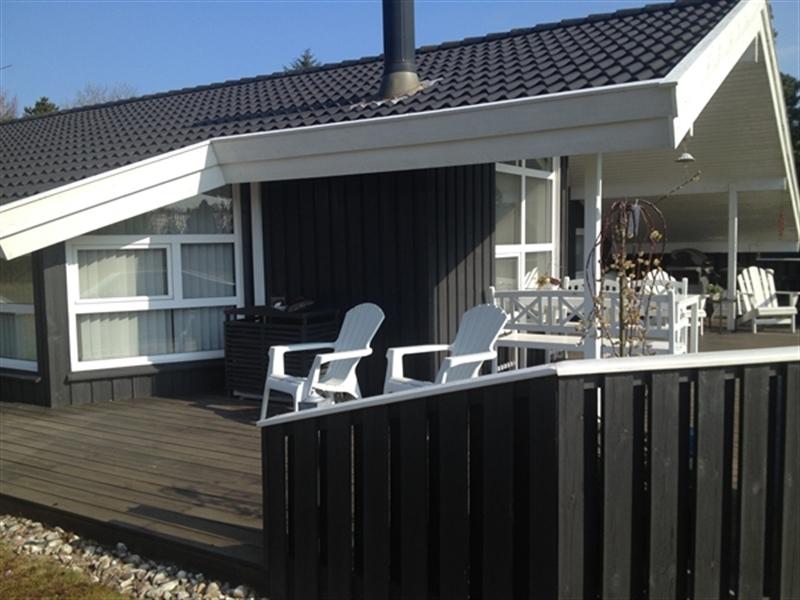 Ferienhaus in Bratten für 6 Personen