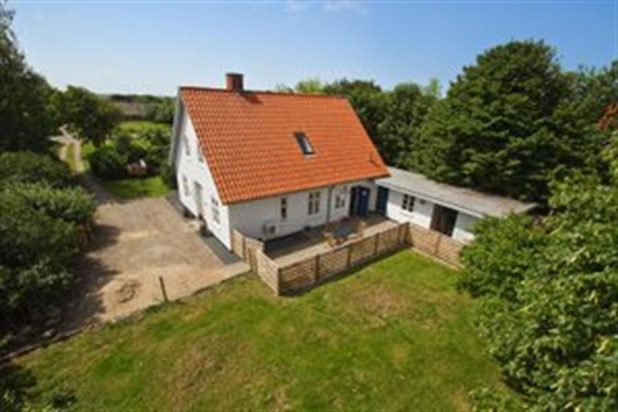 Ferienhaus in Höjer für 10 Personen