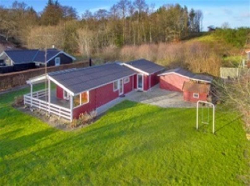 Ferienhaus in Hvidbjerg für 6 Personen