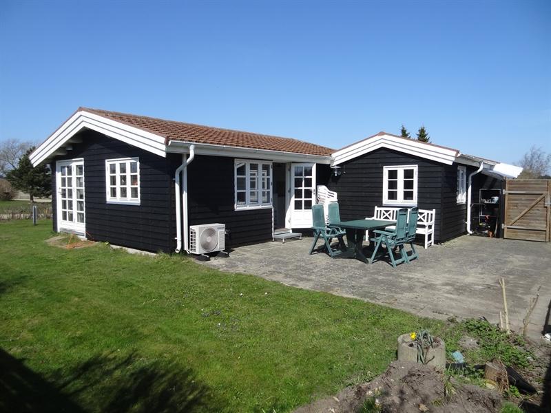Ferienhaus in Karrebäksminde für 4 Personen