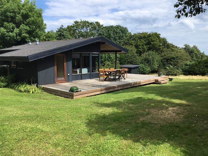 Ferienhaus in Klint für 5 Personen