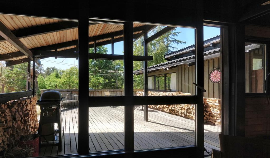 Ferienhaus in Nyköbing Sj. für 10 Personen