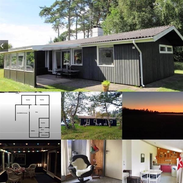 Ferienhaus in Øster Hurup für 5 Personen