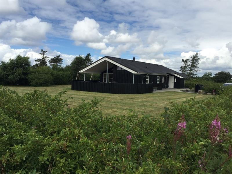 Ferienhaus in Skaven Strand für 6 Personen