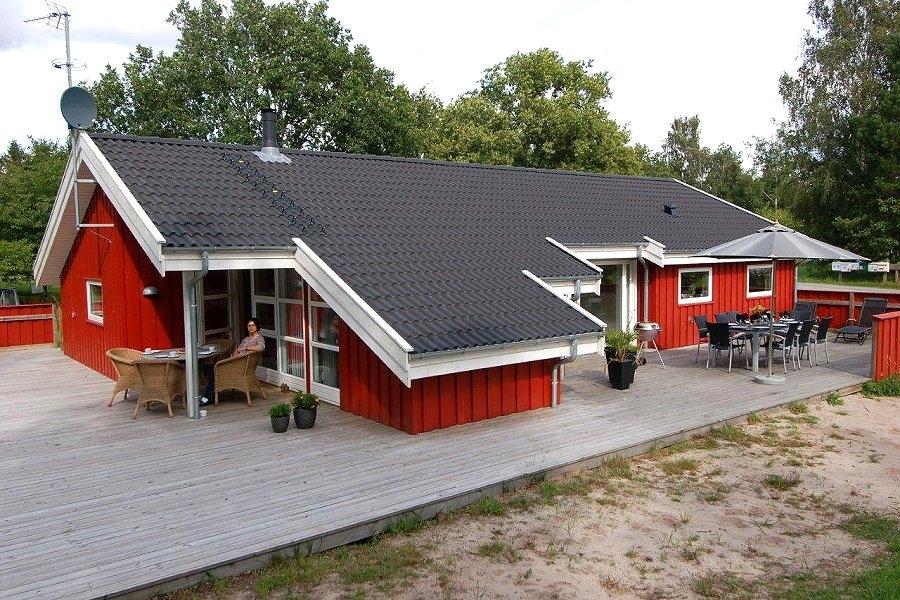 Ferienhaus in Sömarken für 8 Personen