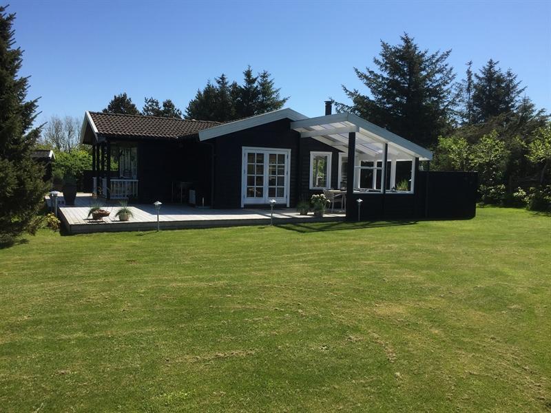 Ferienhaus in Tornby für 6 Personen