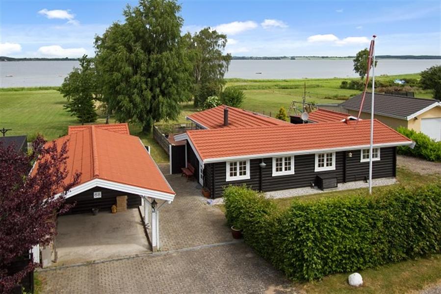 Ferienhaus in Udby für 8 Personen