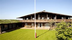 Ferienhaus in Lemvig für 26 Personen