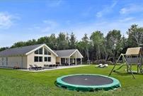 Ferienhaus in Fjellerup für 18 Personen