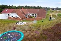 Ferienhaus in Fanö für 16 Personen