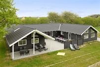 Ferienhaus in Lohals für 20 Personen