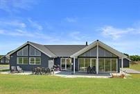 Ferienhaus in Skastrup strand für 18 Personen