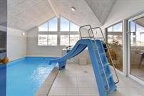 Ferienhaus in Henne Strand für 18 Personen
