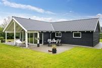 Ferienhaus in Saksild für 8 Personen