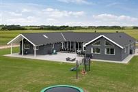 Ferienhaus in Hostrup Strand für 24 Personen