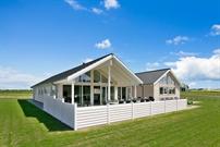 Ferienhaus in Hostrup Strand für 18 Personen