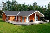 Ferienhaus in Arrild-ferieby für 8 Personen