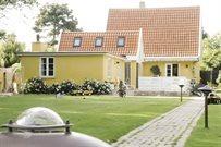 Ferienhaus in Liseleje für 10 Personen