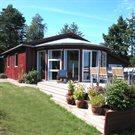 Ferienhaus in Helgenäs für 14 Personen
