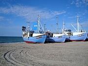Ferienhaus in Thorup Strand für 8 Personen