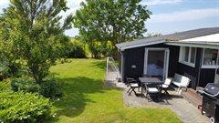 Ferienhaus in Hasmark für 6 Personen