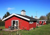 Ferienhaus in Vejby Strand für 8 Personen