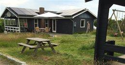 Ferienhaus in Söndervig für 10 Personen