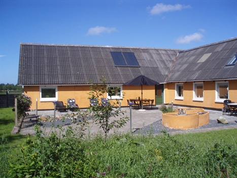 Ferienhaus in Tversted für 12 Personen